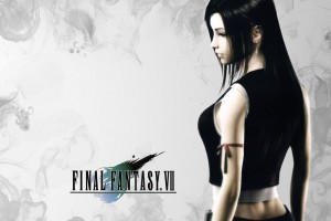 final fantasy wallpaper black
