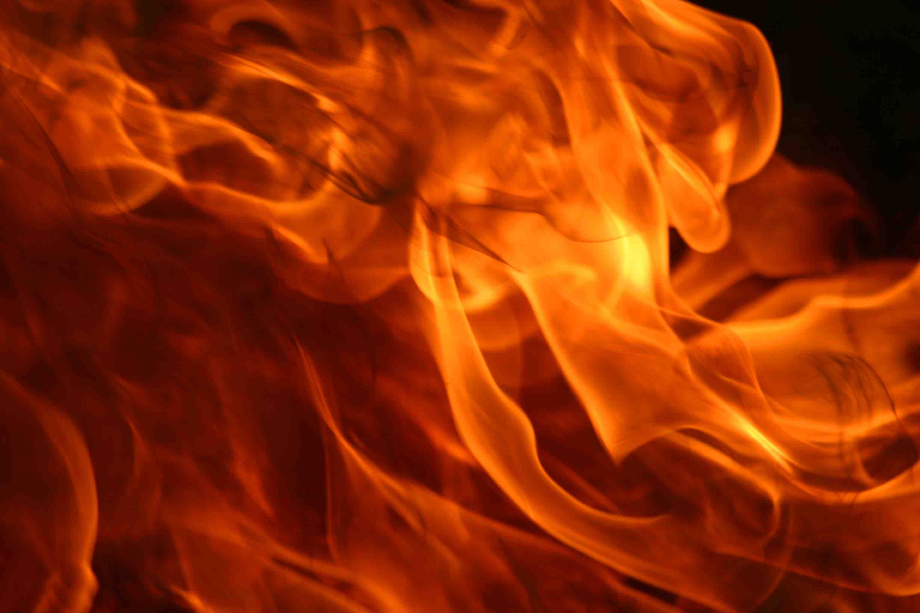 fire wallpaper flames