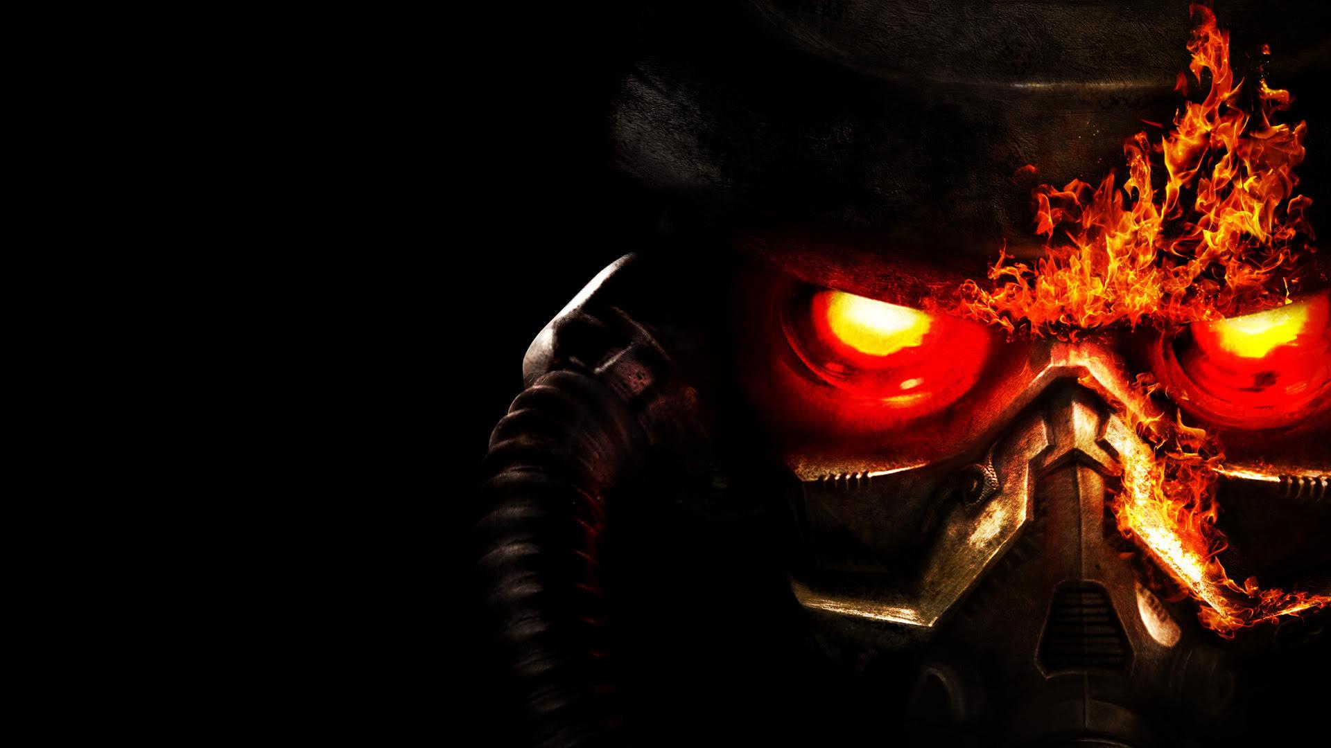 fire wallpaper predator