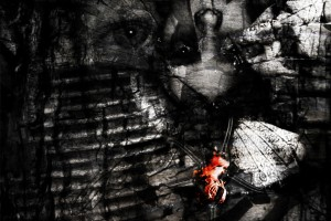 gothic wallpaper abstract