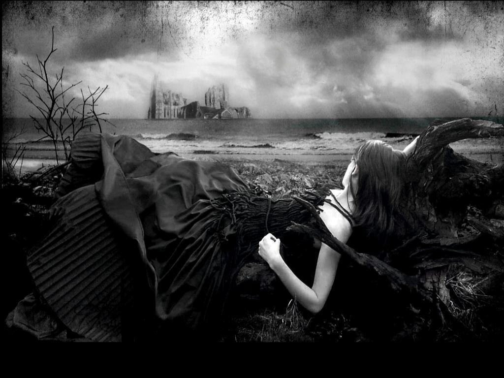 gothic wallpaper girl hd