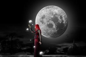 gothic wallpaper moon