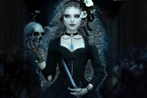 gothic wallpaper pc