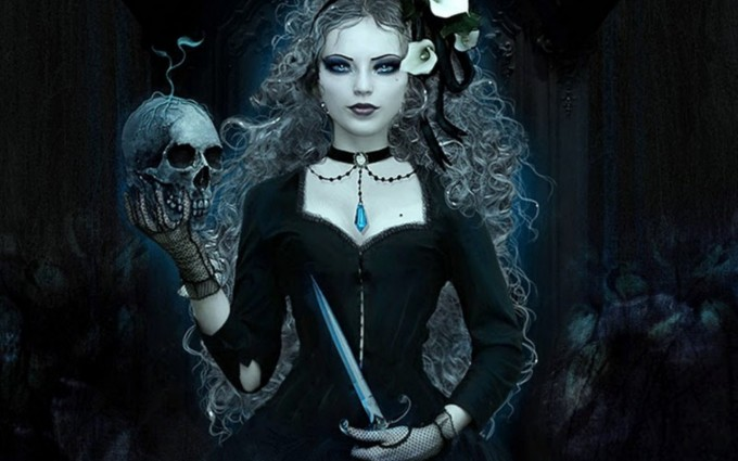 gothic wallpaper pc