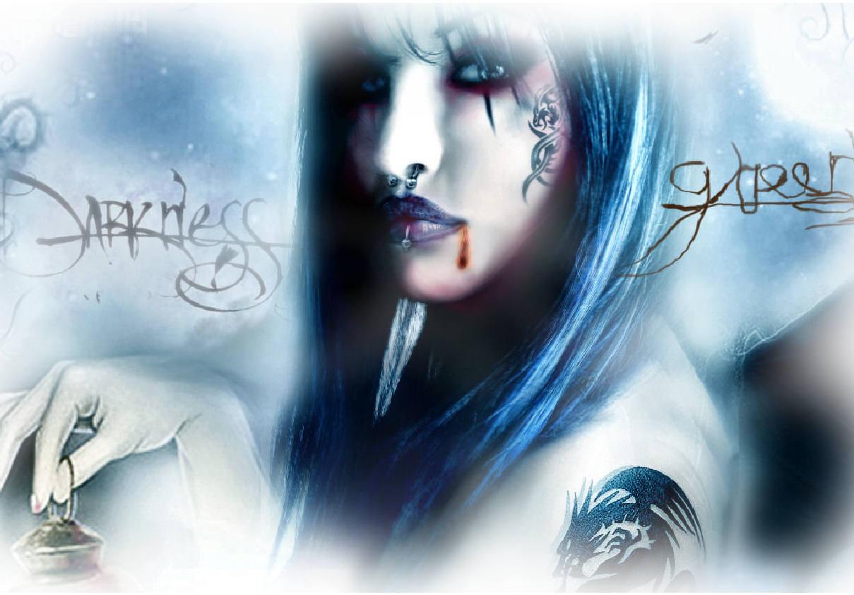 gothic wallpaper women emo