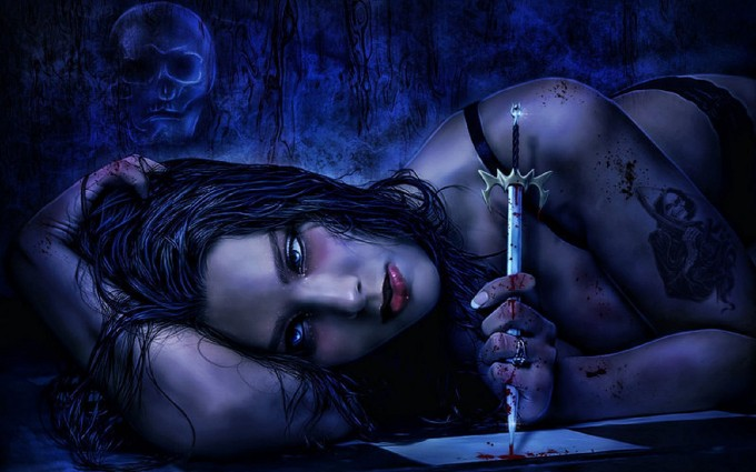 gothic wallpapers free download