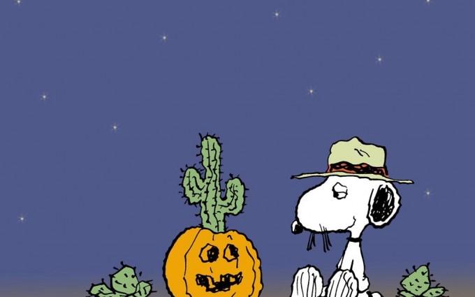 halloween wallpaper snoopy