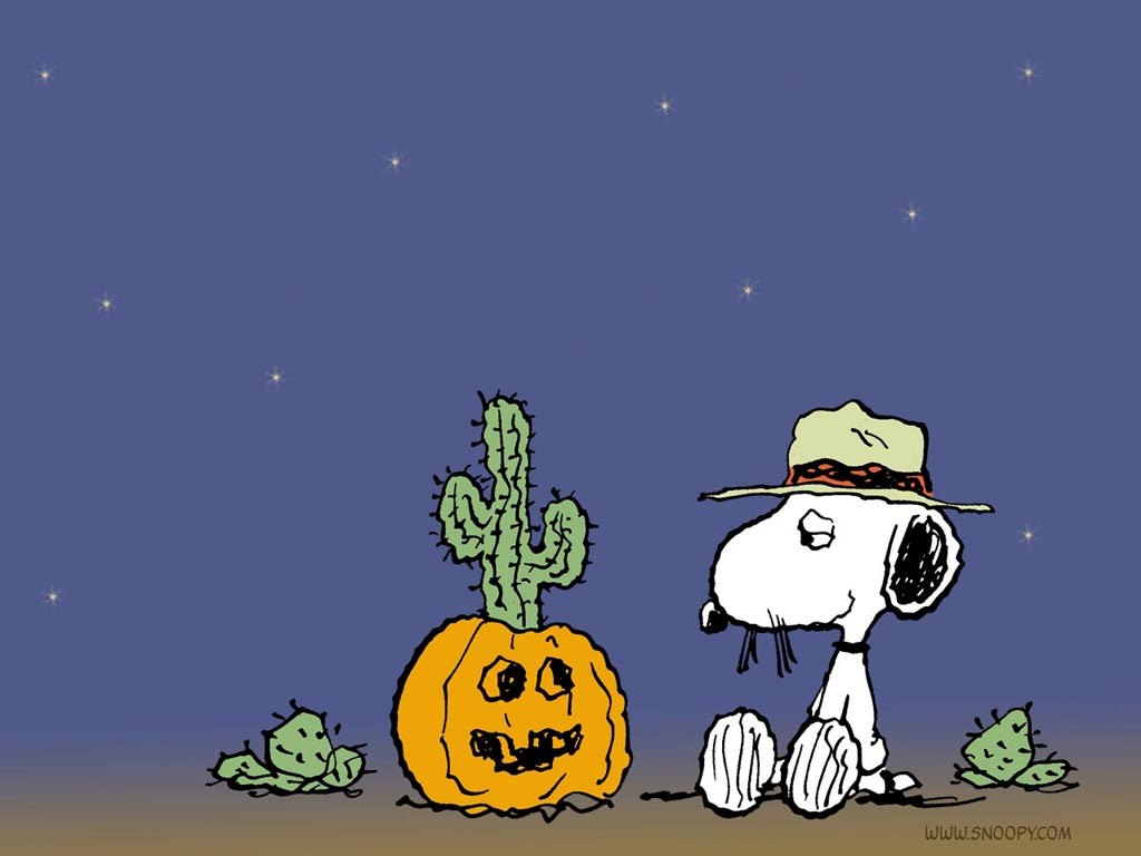 halloween wallpaper snoopy