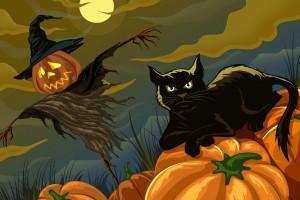 halloween wallpapers animated