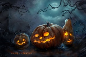 halloween wallpapers awesome