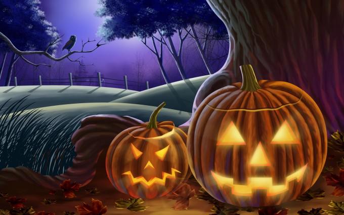 halloween wallpapers cool