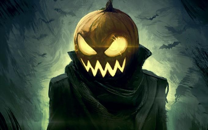halloween wallpapers eyes