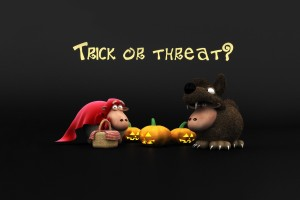 halloween wallpapers funny 3d