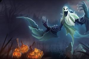 halloween wallpapers ghost