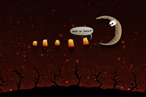 halloween wallpapers moon