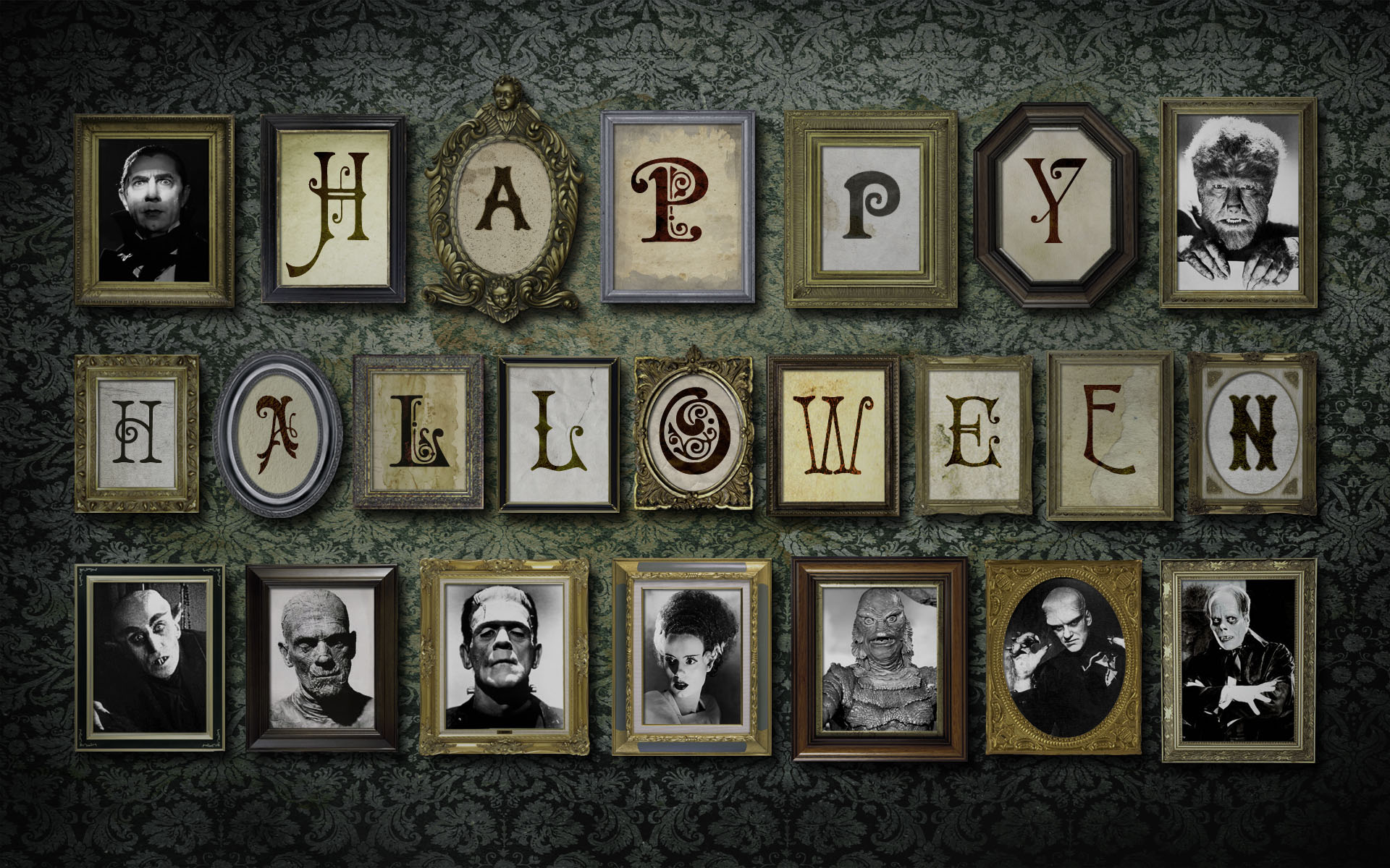 halloween wallpapers photos