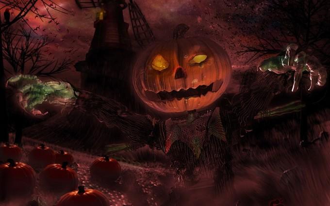 halloween wallpapers pumpkin duke