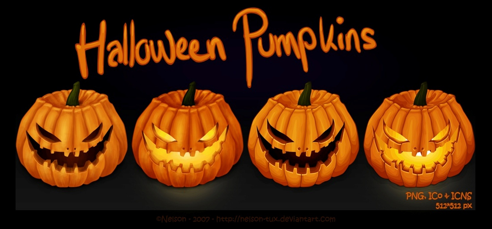 halloween wallpapers pumpkins jack