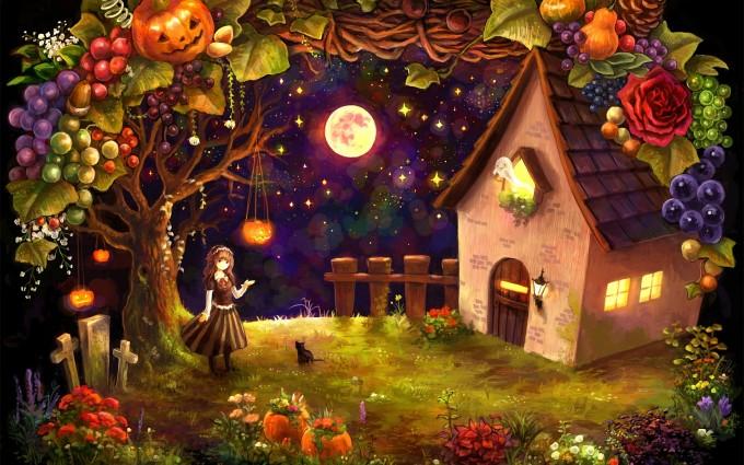 halloween wallpapers sweet