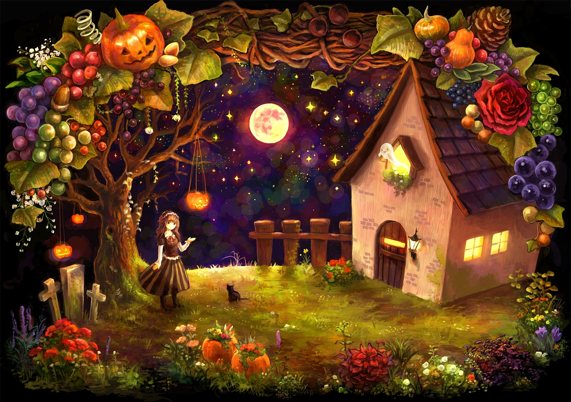 halloween wallpapers sweet