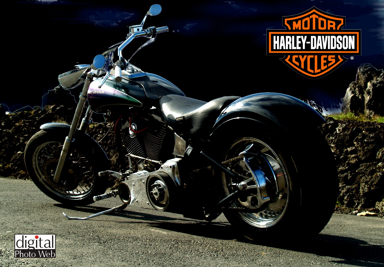 harley davidson wallpaper motor cycles