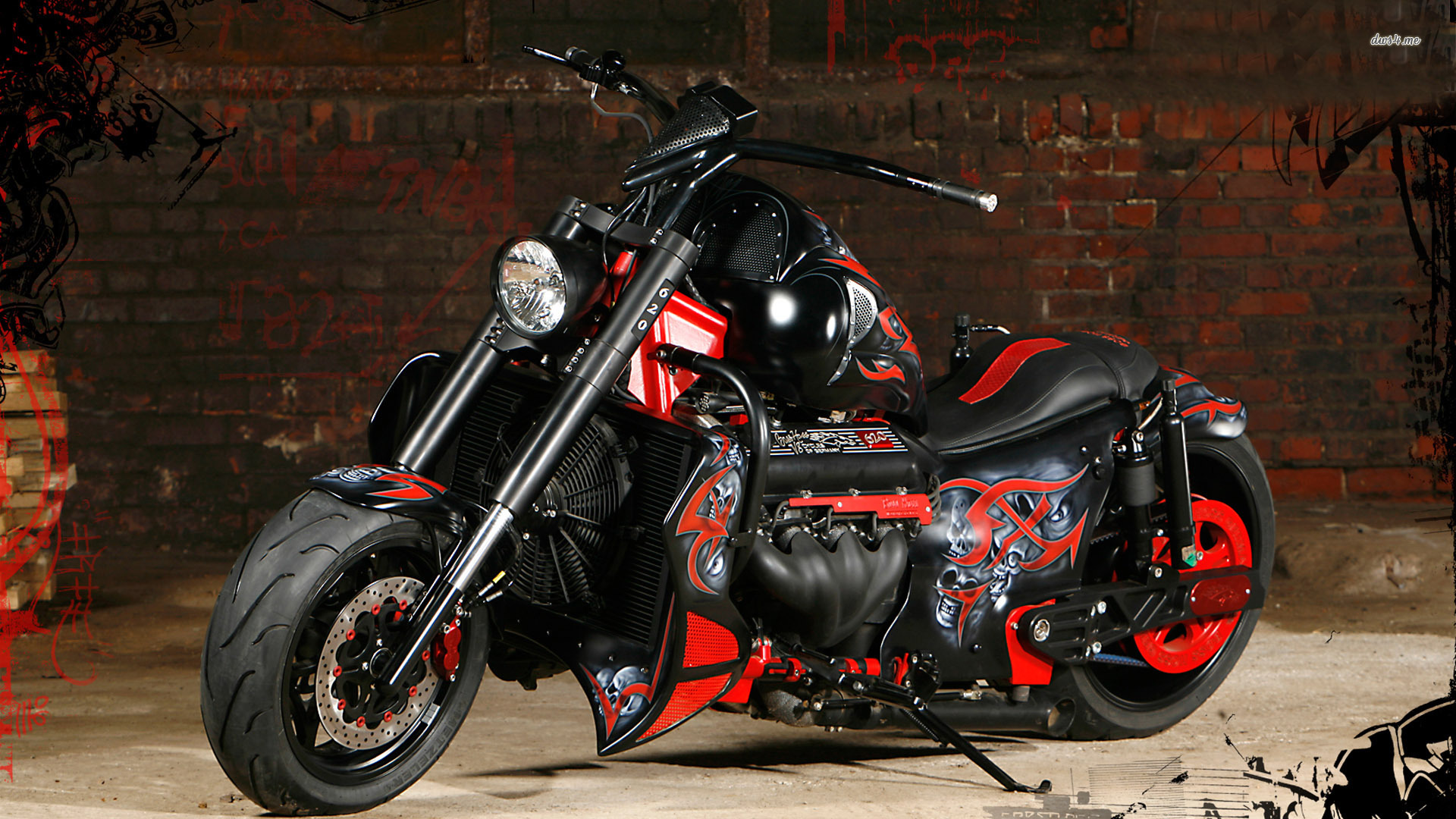 harley davidson wallpaper stingray