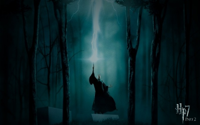 harry potter wallpaper deathly hallows