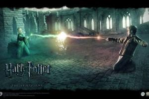 harry potter wallpaper duel