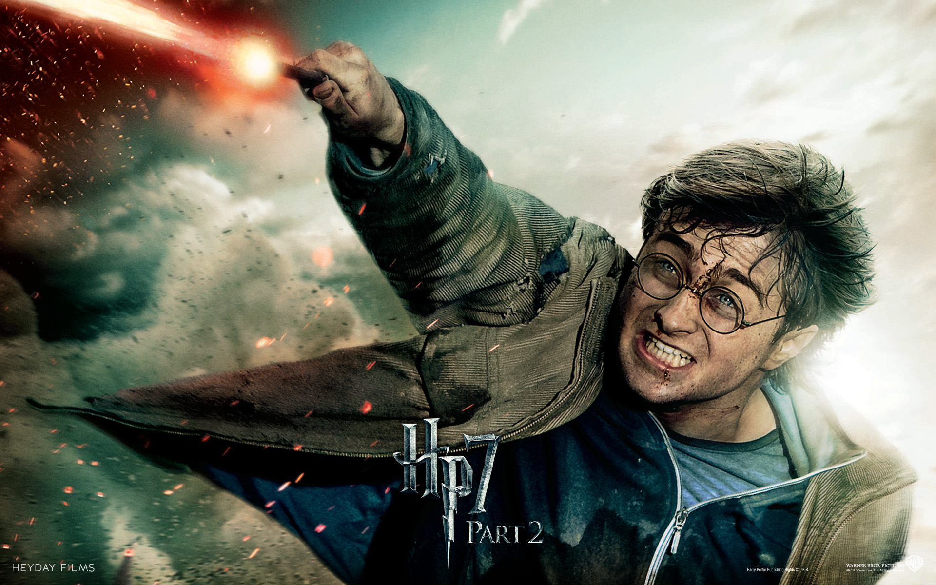 harry potter wallpaper laptop