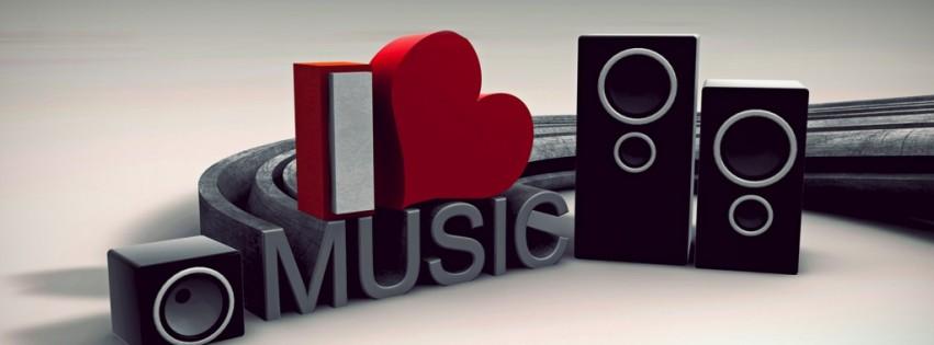 I Love Music Wallpaper - HD Desktop Wallpapers