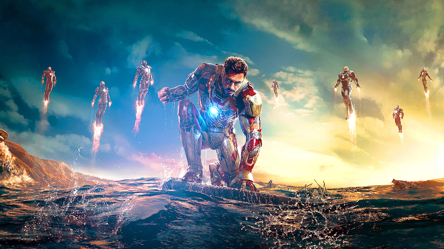 Iron Man Wallpapers Full Hd Desktop Background: Iron Man 3 Wallpaper - HD Desktop Wallpapers