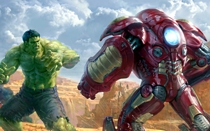 iron man download hulk