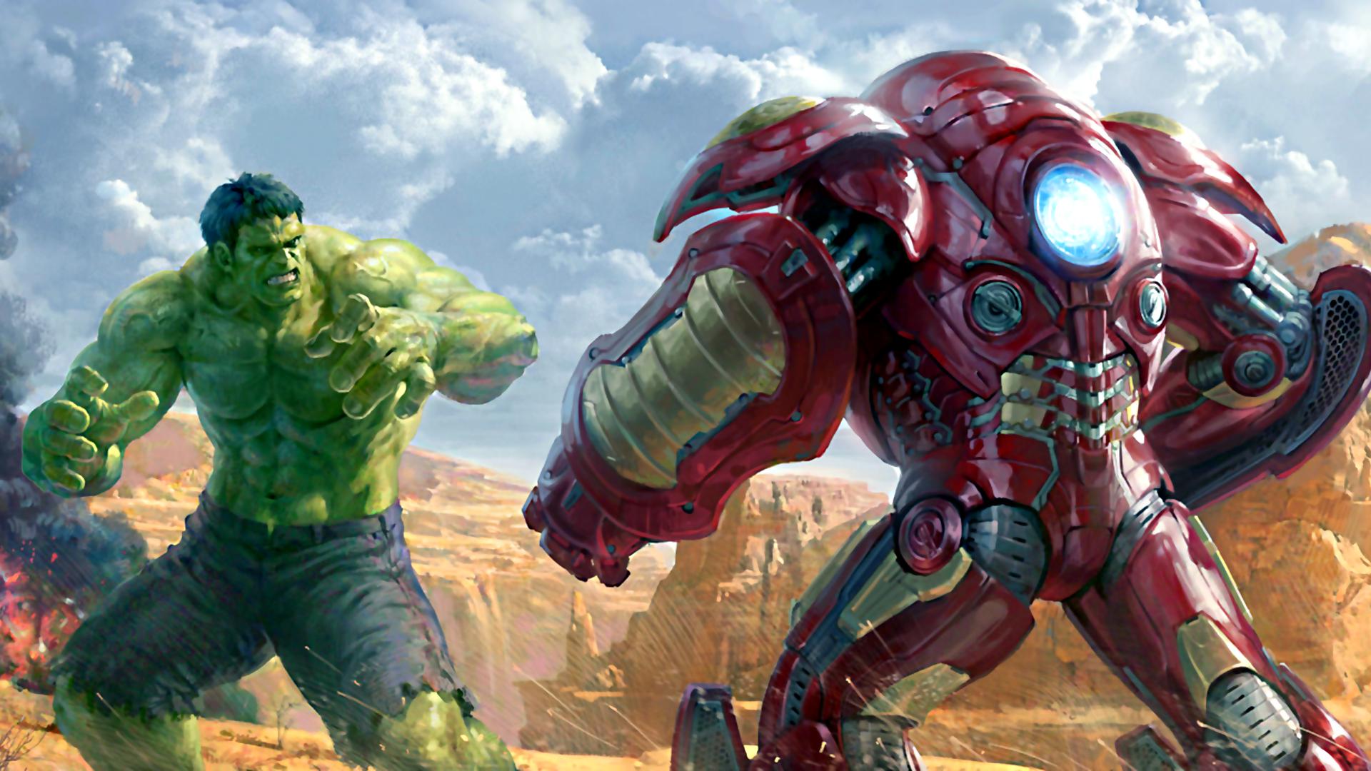 iron man download hulk