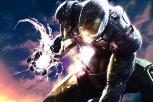 iron man wallpaper angry