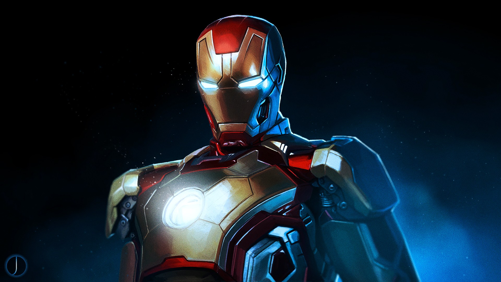 iron man wallpaper awsome
