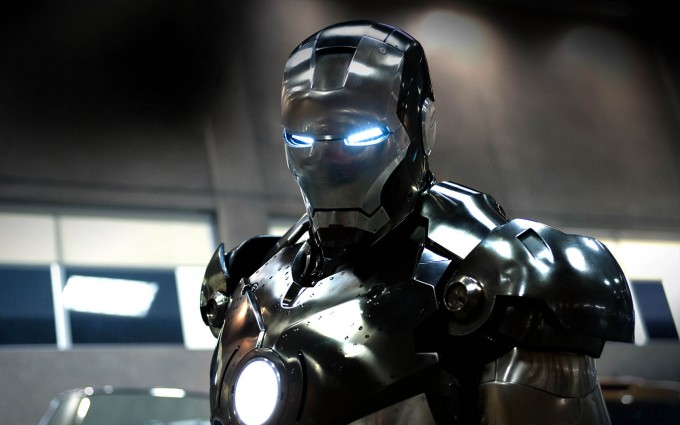 iron man wallpaper blue eyes