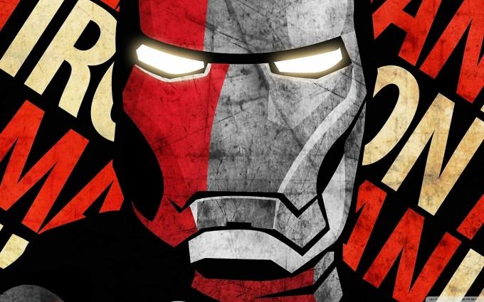 iron man wallpaper craetive
