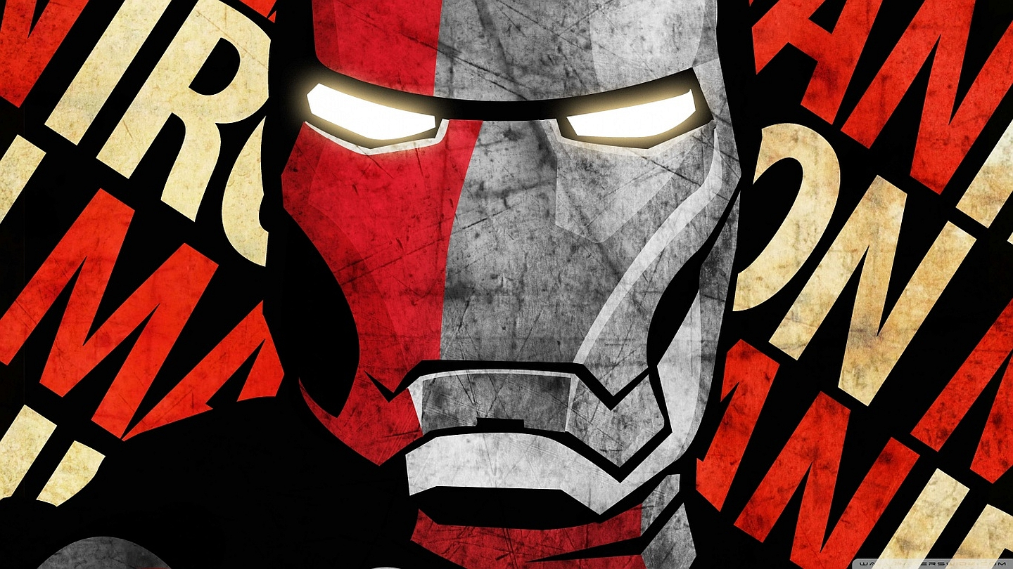 iron man wallpaper craetive