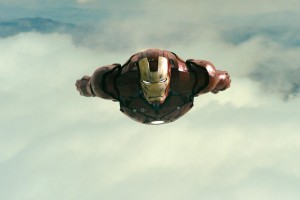 iron man wallpaper flying