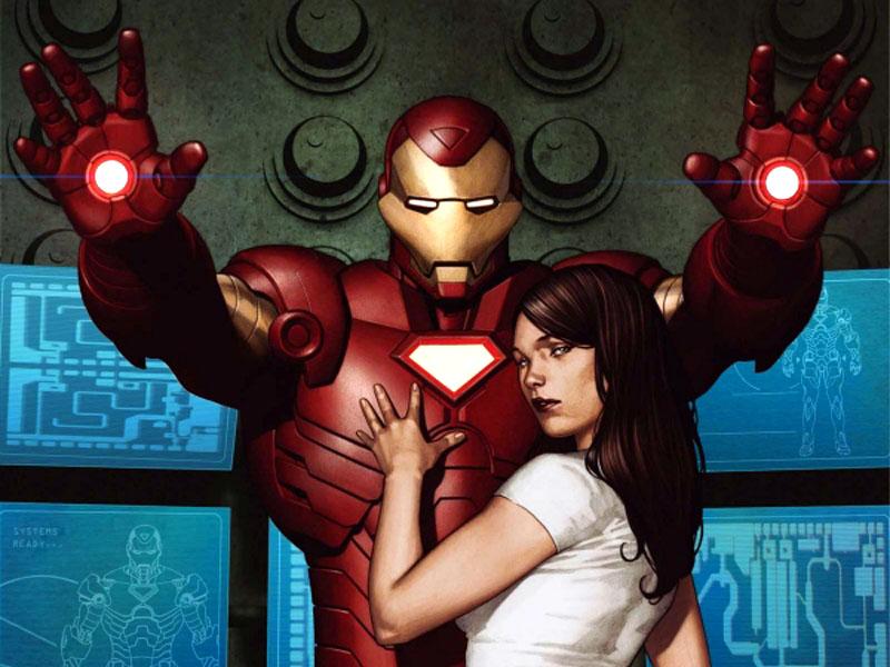 iron man wallpaper girlfriend