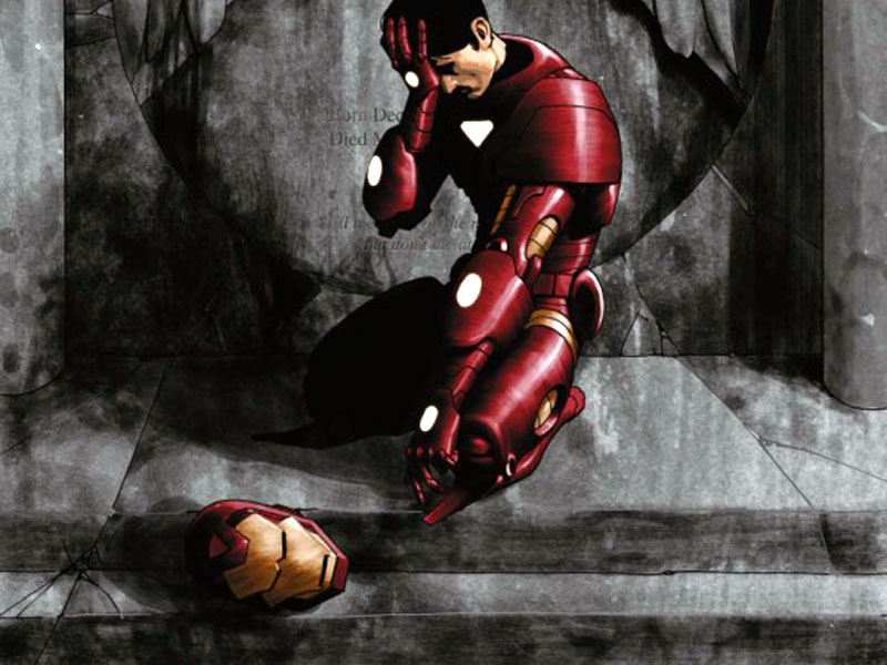 iron man wallpaper mask