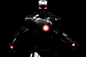 iron man wallpaper pure steel