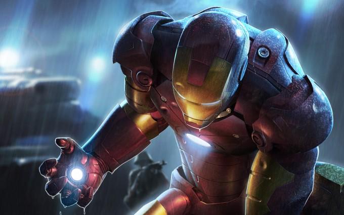 iron man wallpaper revive