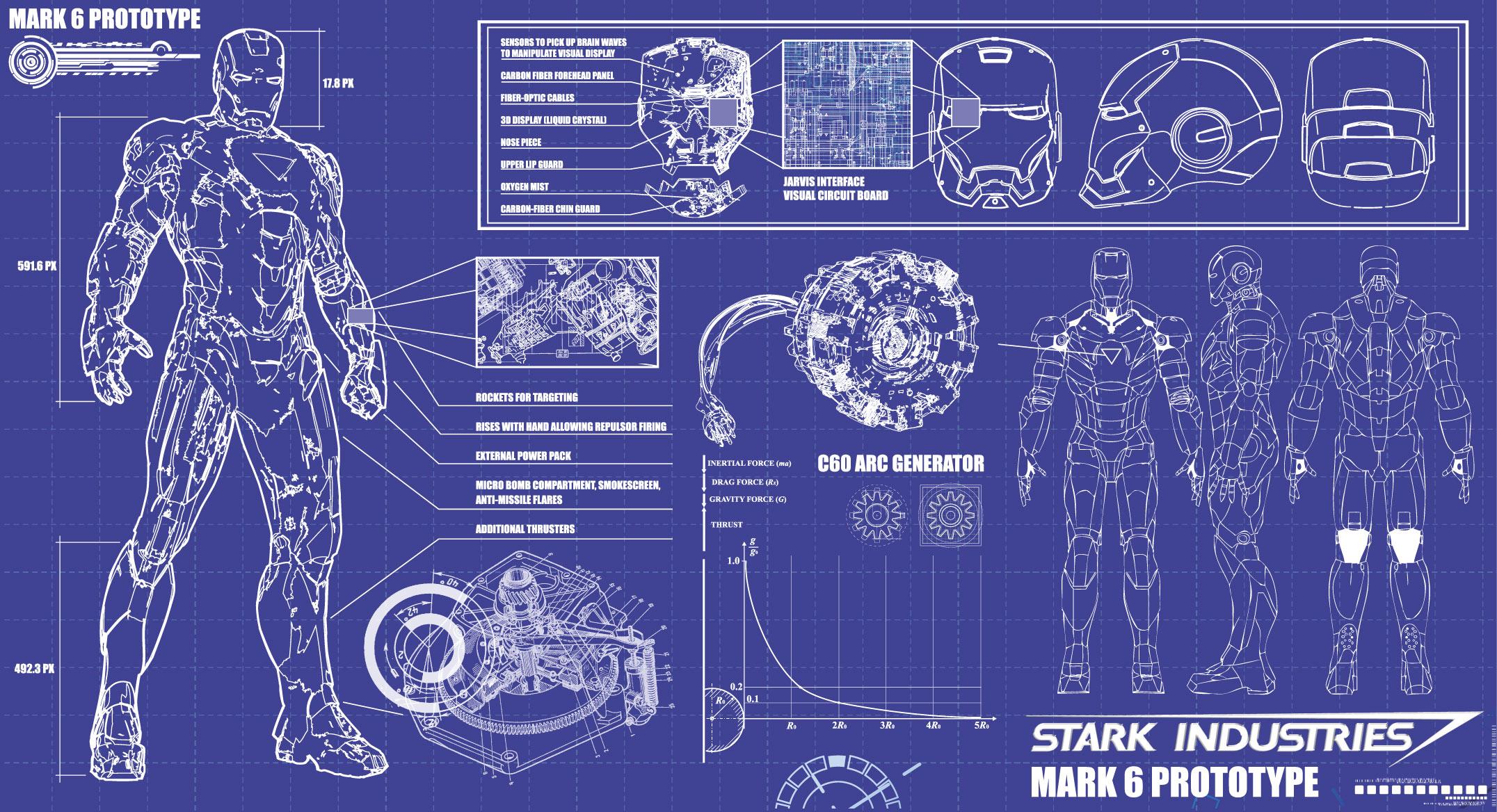 iron man wallpaper stark