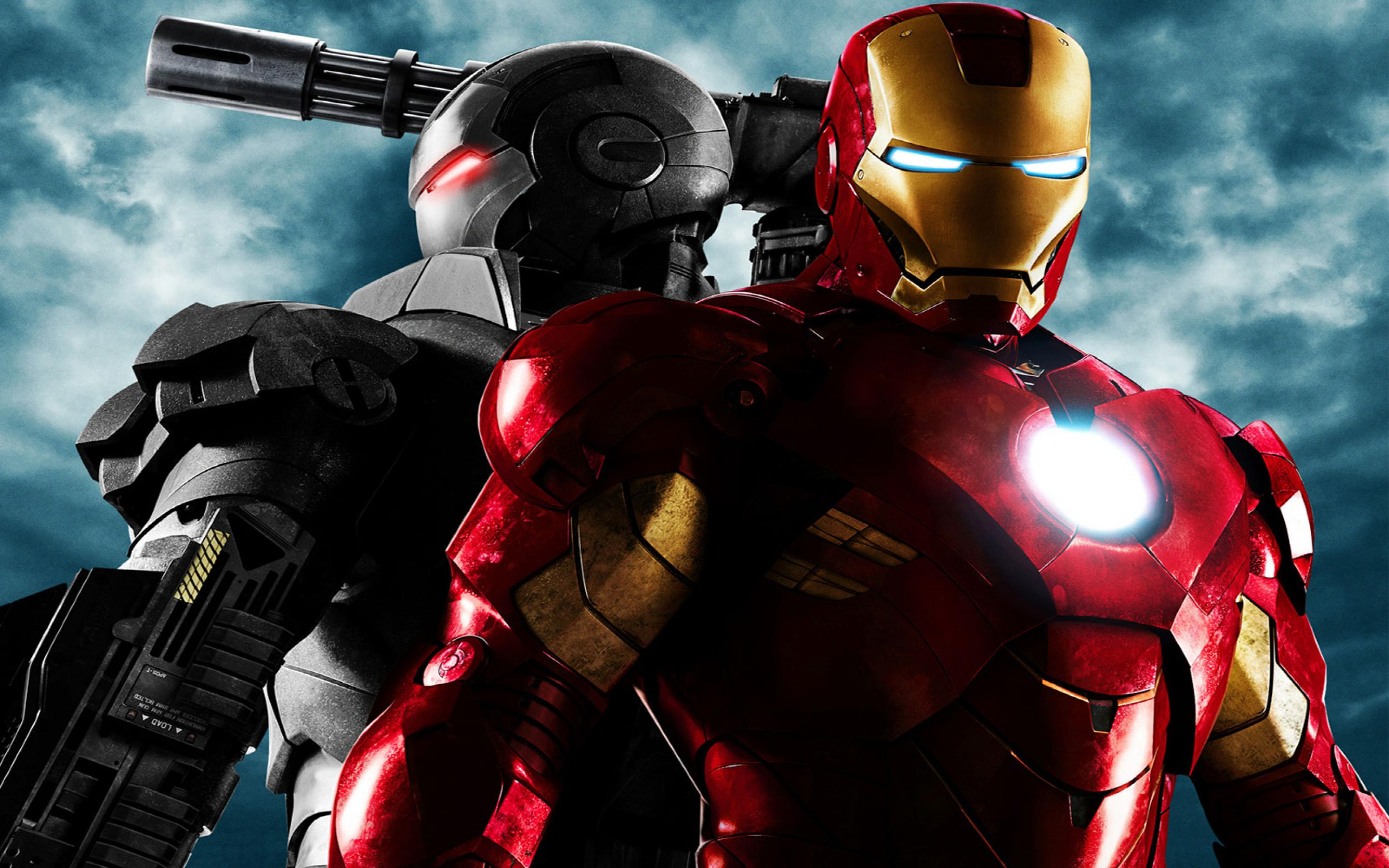 iron man wallpaper twin