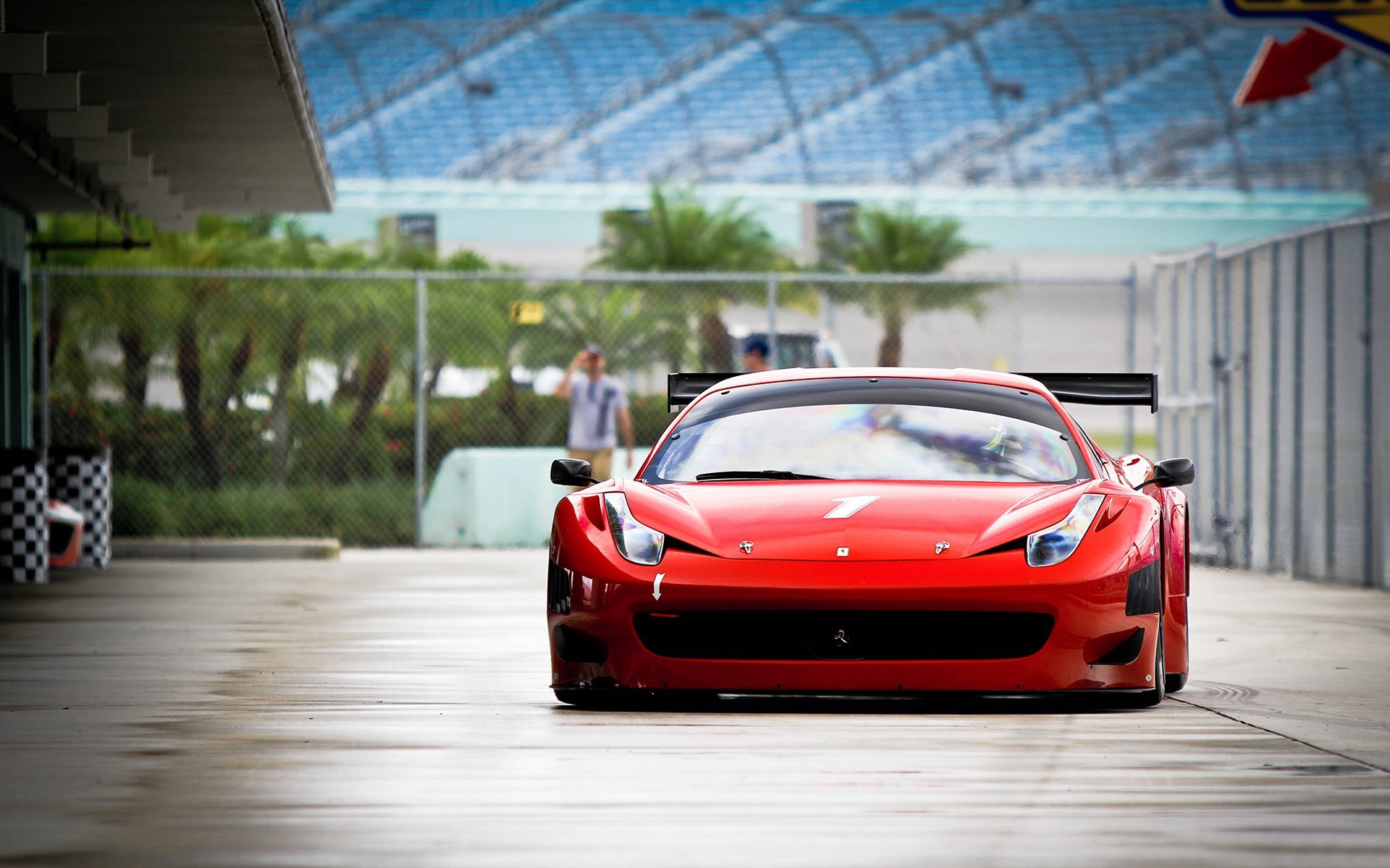 italia 458 racing wallpaper