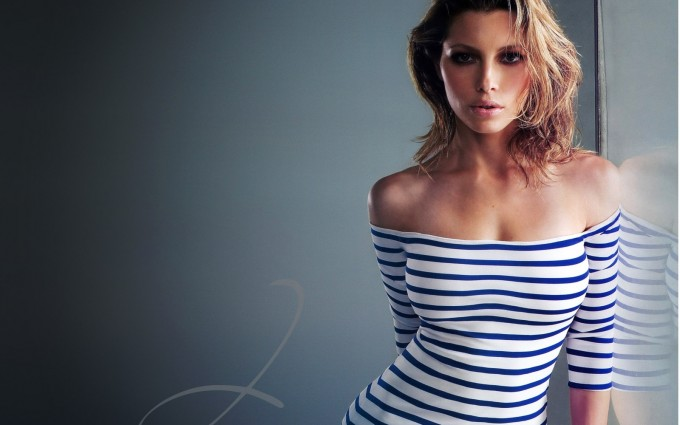 jessica biel wallpapers hd A1