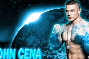 john cena wallpaper blue