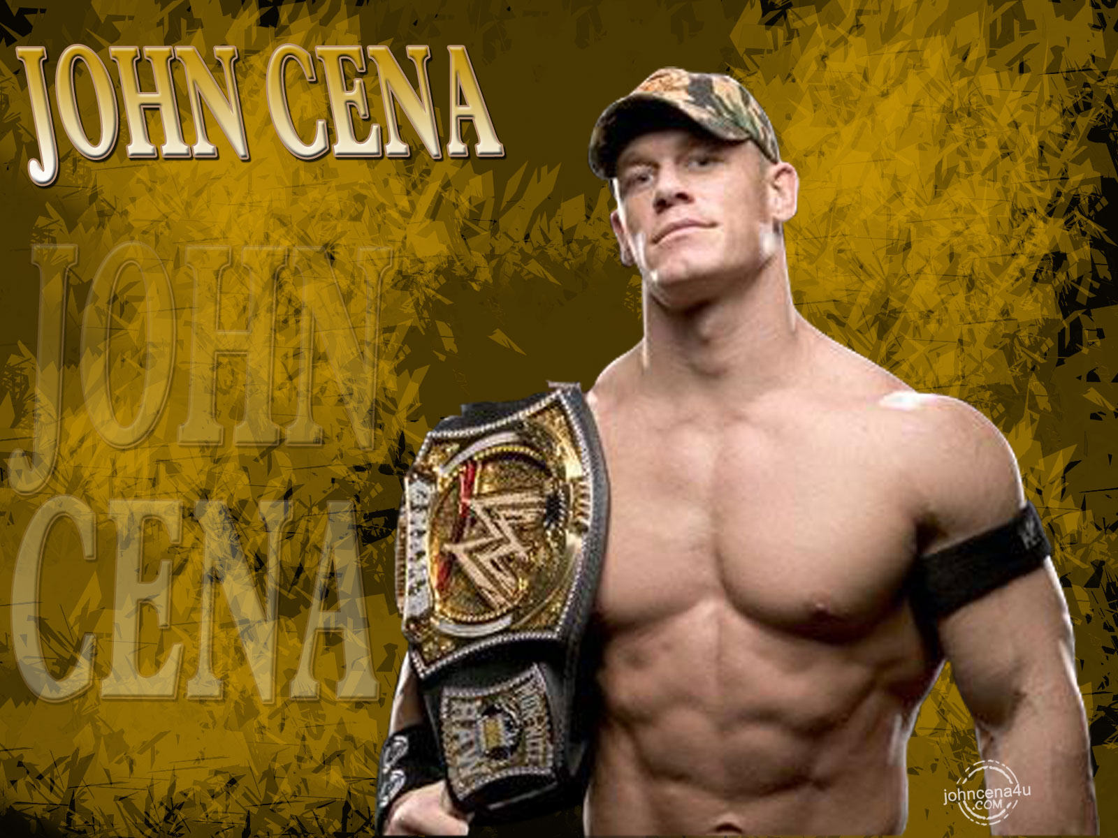 john cena wallpaper champion HD Desktop Wallpapers 4k HD