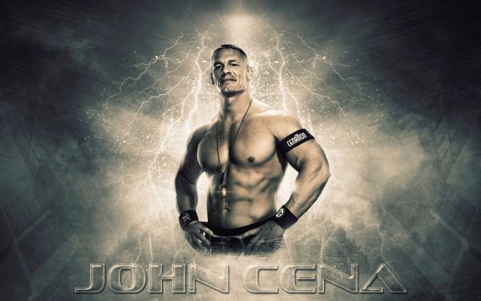 john cena wallpaper muscle